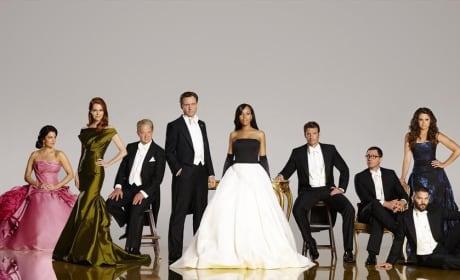 The Scandal Season 4 Cast Photo