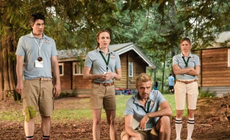 Camp Counselors - DC's Legends of Tomorrow