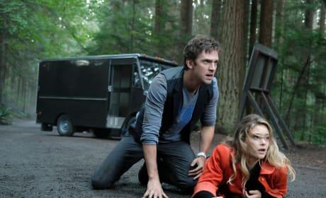 Davis and Syd Escape - Legion Season 1 Episode 4