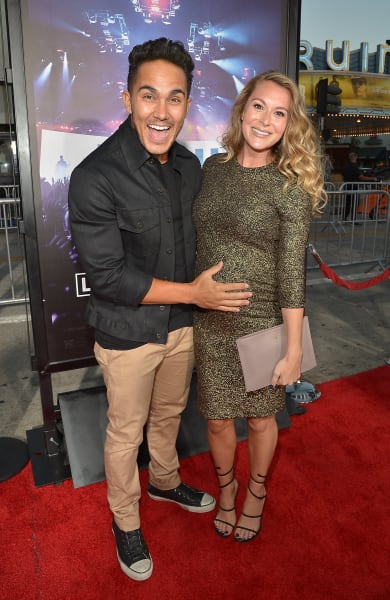 Carlos and Alexa PenaVega Awaiting Their First Child in 2016