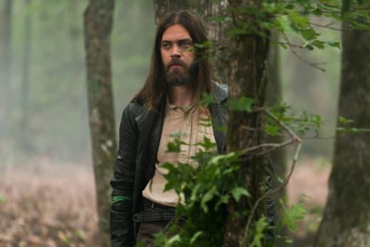 Jesus' Mercy - The Walking Dead Season 8 Episode 3