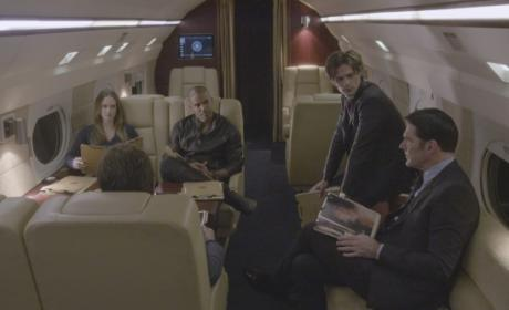 Heading South - Criminal Minds