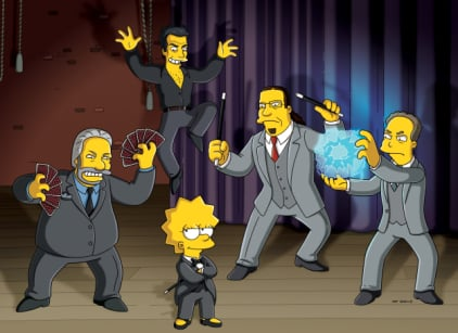 Watch The Simpsons Season 22 Episode 18 Online
