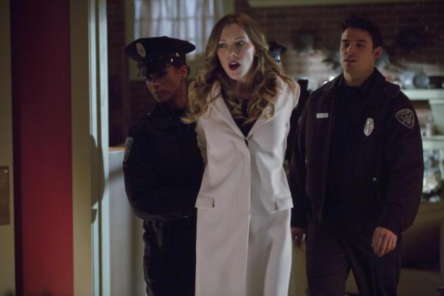 Laurel is Arrested