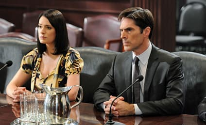Thomas Gibson Speaks on Criminal Minds Finale, Socks, Season 8