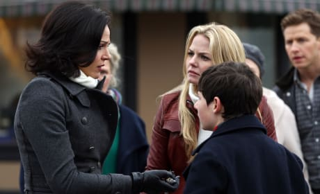 Regina and Henry - Once Upon a Time