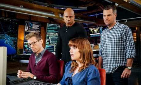 Stress Induced - NCIS: Los Angeles