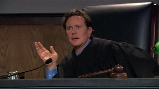 Judge Reinhold on Arrested Development