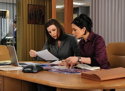 Watch The Good Wife Season 2 Episode 18 Online