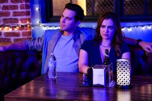 Rebecca and Greg - Crazy Ex-Girlfriend Season 4 Episode 11