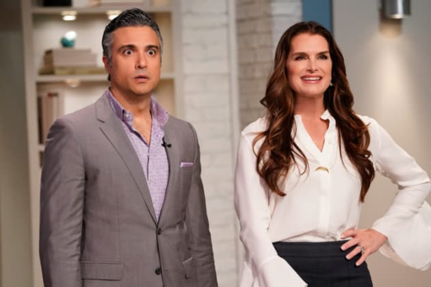 Male Postpartum - Jane the Virgin Season 4 Episode 10