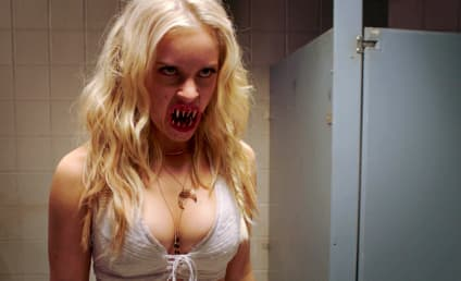 Midnight, Texas Photo Preview: Maneater!