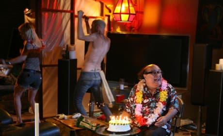 Frank's Birthday Picture