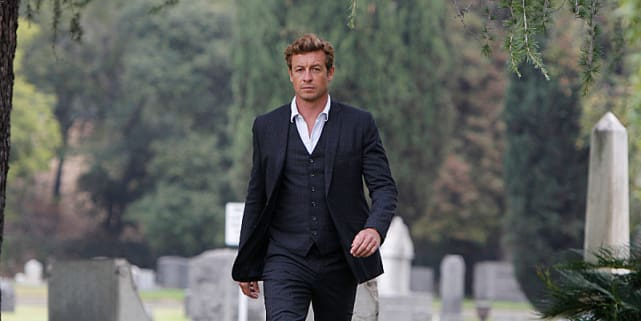 Patrick Jane on The Mentalist