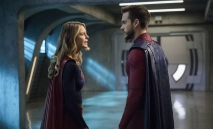 Supergirl Season 3 Episode 15 Review: In Search of Lost Time
