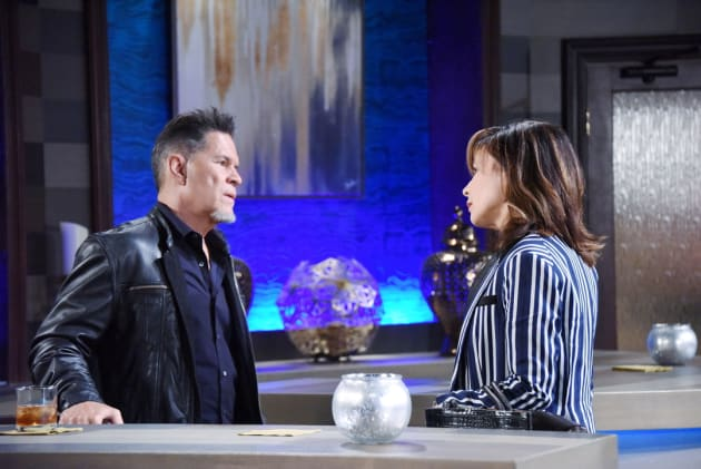 Another Eduardo and Kate Breakup - Days of Our Lives