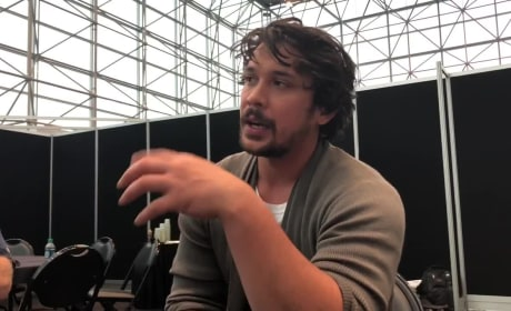 The 100: Bob Morley on Emotional Payoff and Bellamy's Next Journey