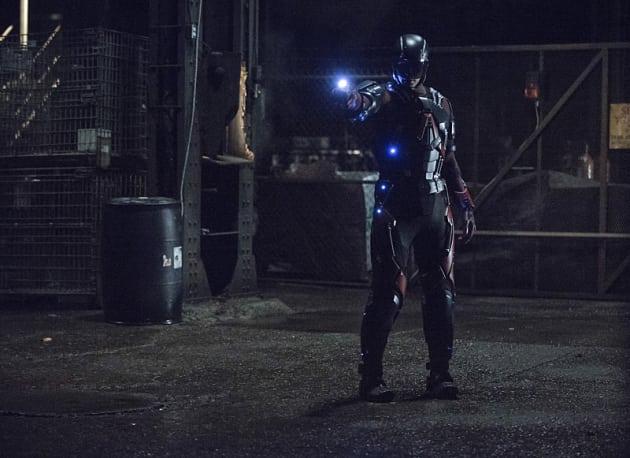 Scouting for Evil - Arrow Season 3 Episode 19