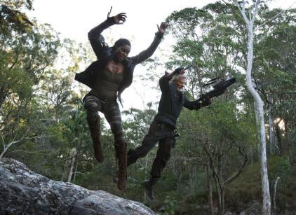 Watch Terra Nova Season 1 Episode 10 Online