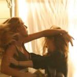 Serena-Blair Fight