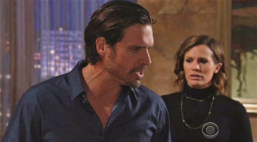 Can She Hold the Secret? - The Young and the Restless