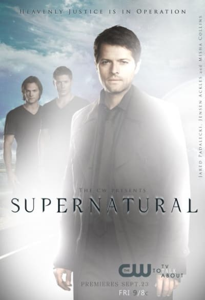 New Supernatural Poster