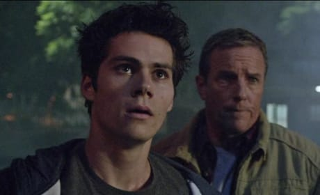 Stiles and Dad at Eichen House