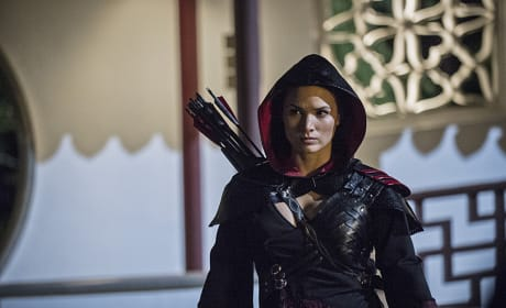 Nyssa - Arrow Season 3 Episode 4