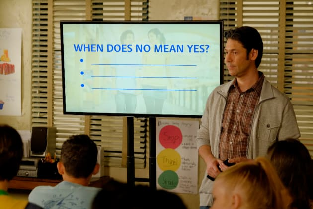 Let's Talk About Consent - The Fosters Season 4 Episode 15