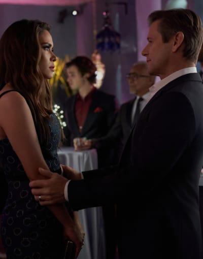 Not on Cristal's Good Side - Dynasty Season 3 Episode 14