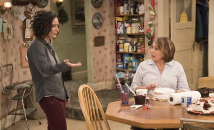 Roseanne Season 10 Episode 5 Review: Darlene v. David