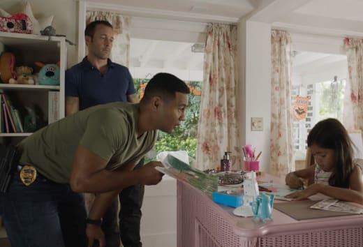 Young Witness - Hawaii Five-0 Season 9 Episode 5