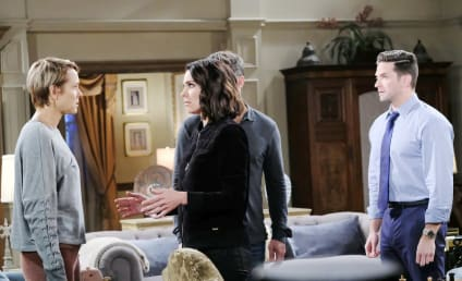 Days of Our Lives Review: Nicole and Eric's Reunion