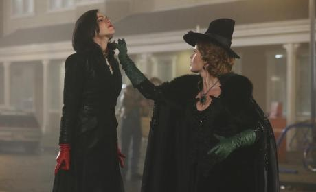 Zelena Issues a Challenge