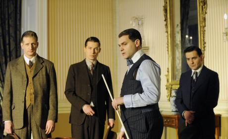 Boardwalk Empire Cast Members