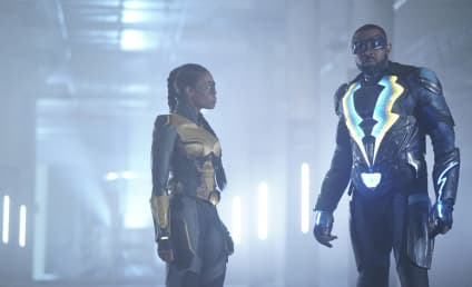 Black Lightning Season 1 Episode 10 Review: Sins of the Father: The Book of Redemption