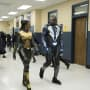 Father and Daughter Fighting Crime - Black Lightning Season 1 Episode 12