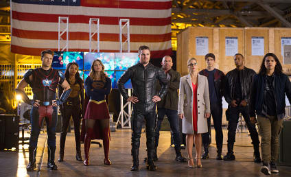 TV Ratings Report: Legends of Tomorrow Spikes