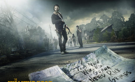 The Walking Dead 5B Key Art