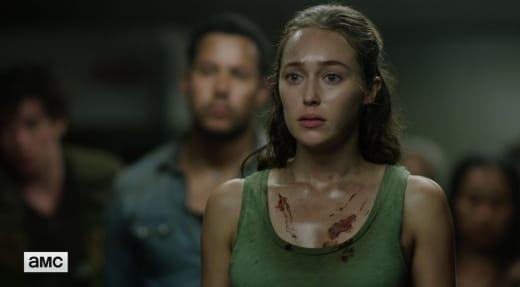 Leading The Pack - Fear the Walking Dead Season 3 Episode 13