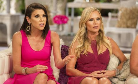 A Secret From the Past - The Real Housewives of Orange County