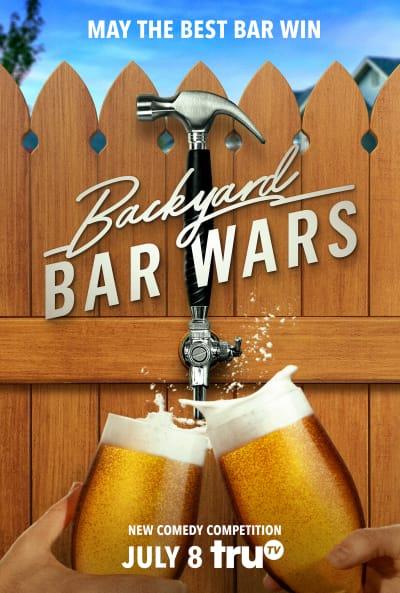 Backyard Bar Wars - Logo