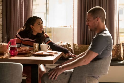 Iris and Barry Take Two - The Flash