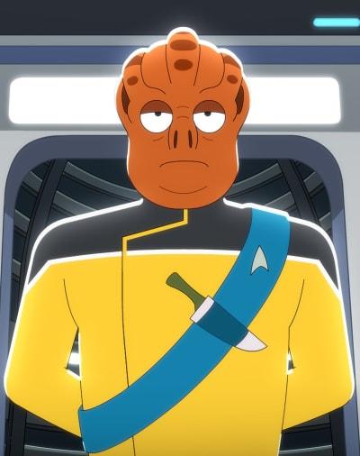 Kayshon - Star Trek: Lower Decks