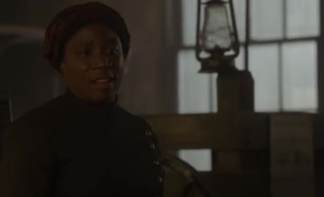 Underground Sneak Peek: It's All About Harriet Tubman!