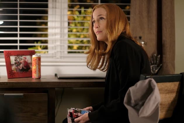 Thumbing Through Pictures - The X-Files Season 11 Episode 5
