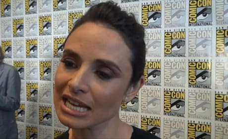 Mia Maestro Comic-Con Interview