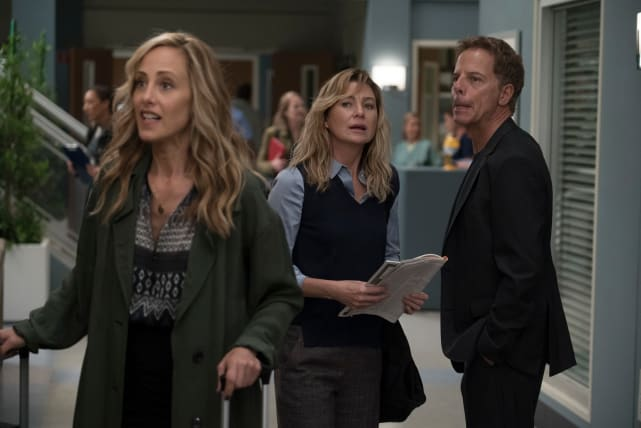 Gossip Queens - Grey's Anatomy Season 15 Episode 1