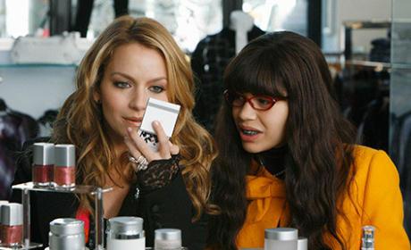 Amanda and Betty Sample Perfume