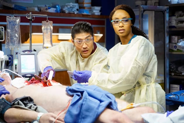 Emergency Surgery  - Chicago Med Season 3 Episode 14